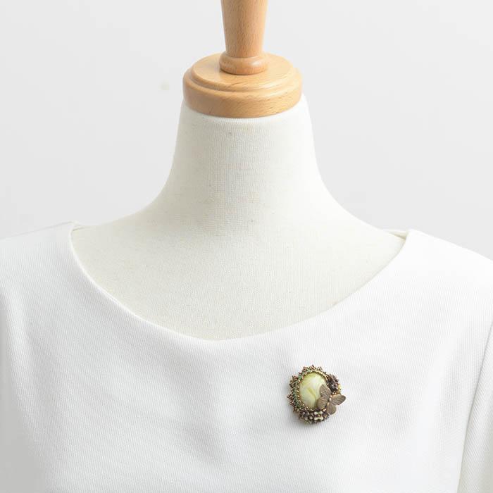 エレガンスガーデン  【作家:漆原昌美(Mai My Beads)】