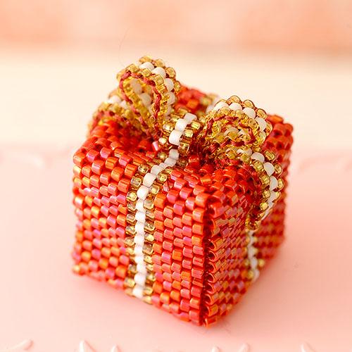 "Gift box(赤) 【作家:しのはらみわ(Little""B"".)】"