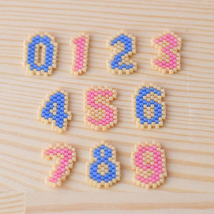 ★7/7 NEW★ ステッチタペストリー〜バースデーケーキ〜 ビーズマニア