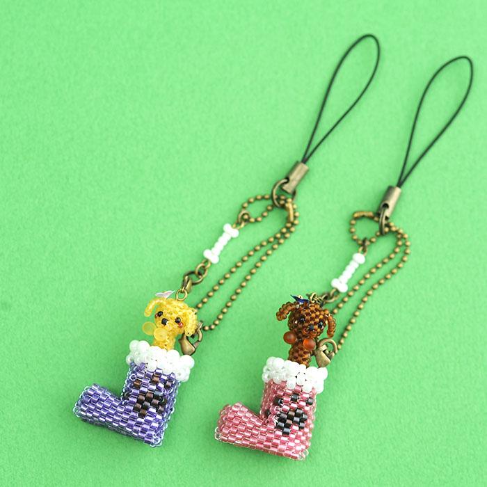 "Dog in the socks〜きなこ〜  【作家:しのはらみわ(Little""B"".)】"