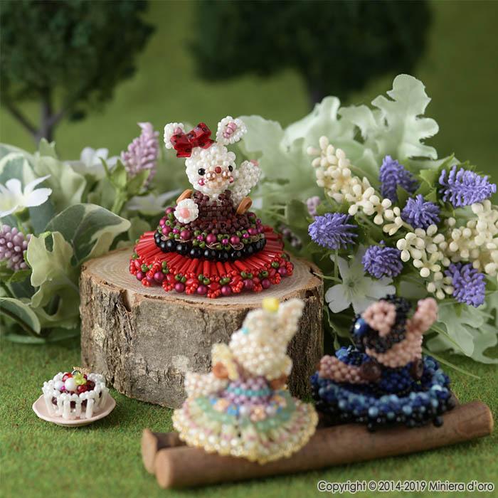 ラビット〜Darcyとチョコムースプリン〜  【作家:Miniera d'oro】