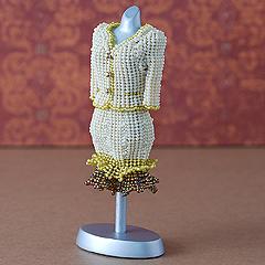 TOHO クラシックアンサンブルスーツ&クラッチバッグ  Dress series2-109