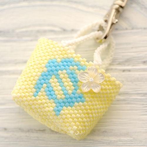 "Hawaiian bag〜ホヌ〜  【作家:しのはらみわ(Little""B"".)】"