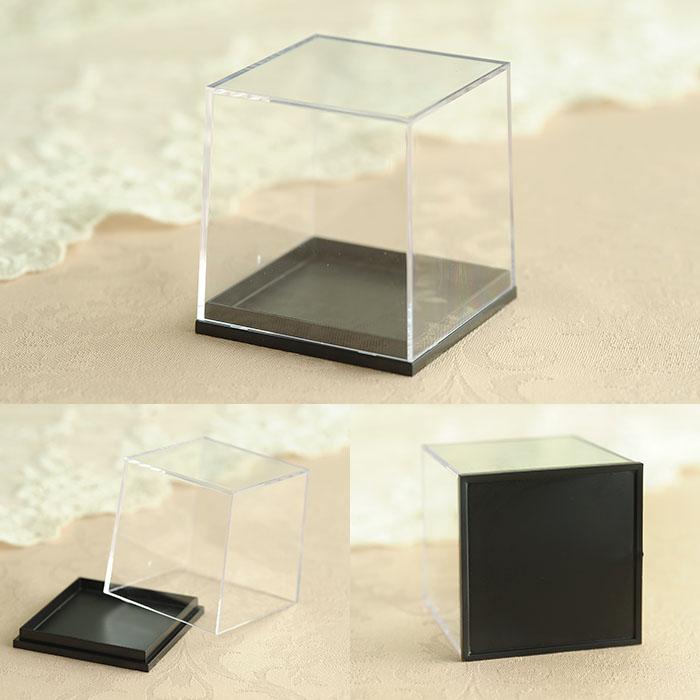 ドイツ製 ディスプレイ用プラスチックケース Sサイズ
