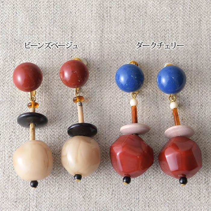 A Little Kit for Handcraft フィレンツェ・ミクロのクラウドエフェクトイヤリング(工具付き)