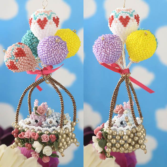 夢気球  【作家:Lovelyカオリ〜渡辺かおり〜・あわいしのぶ(Shinon*)・NARUMIDO】