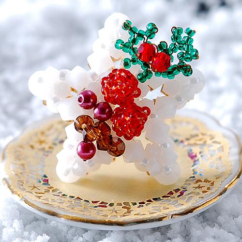 星型ケーキ キット  【作家:ちばのぶよ】