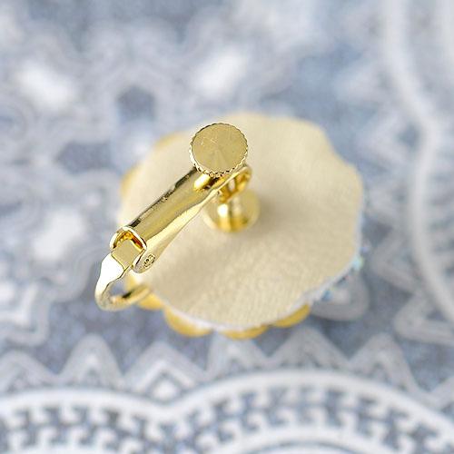 TOHO メゾン ド ブロドゥリ〜FLOWER earring I〜  MDB-5