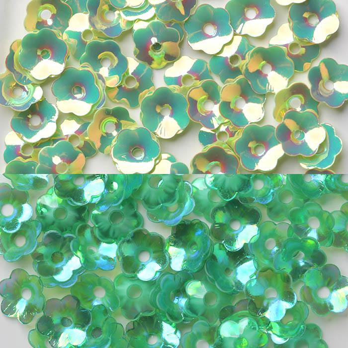 ラティーフ フラワースパンコール 5種セット グリーン系 Latief