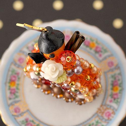 ハロウィン ロールケーキ  【作家:NARUMIDO】
