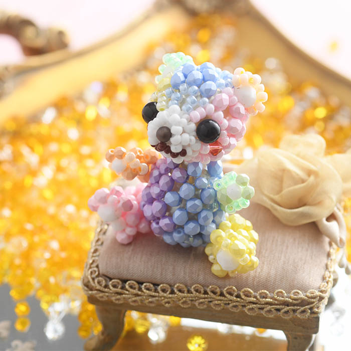 ★2/3 限定★ 【限定】プレミアム☆テディベア〜Rainbow〜