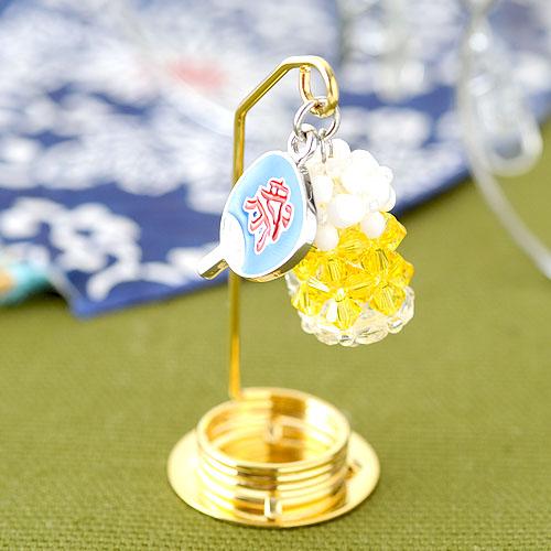 ホビックス 生ビール☆ストラップ  NBS-537