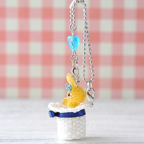 """Rabbit in the silk hat 〜ブルー〜  【作家:しのはらみわ(Little""""B"""".)】"""