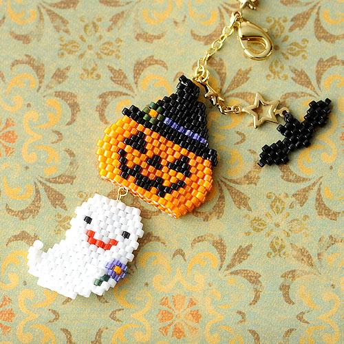 ハロウィン☆かぼちゃ&おばけ  S-45 【作家:Shinon あわいしのぶ】