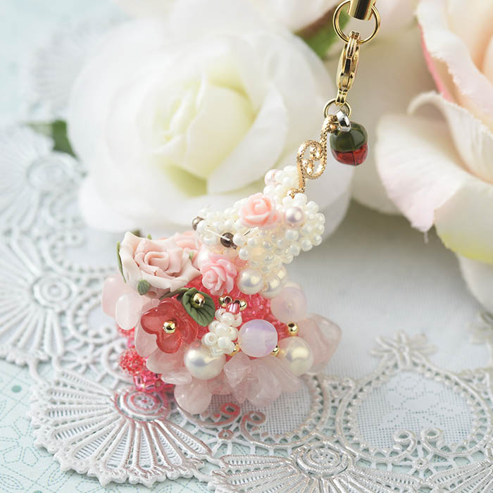 ☆11/20 再入荷☆ Candy☆マウス(ピンク)  【作家:Lovelyカオリ〜渡辺かおり〜】
