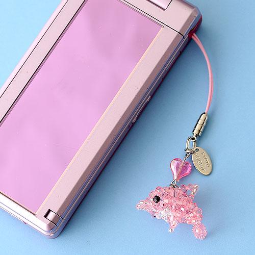 ホビックス ピンクのイルカ  PIR-660