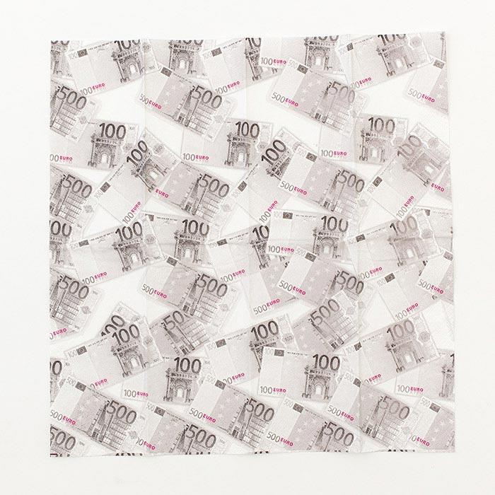ペーパーナプキンで作る使い捨てマスク材料セット22 ユーロ