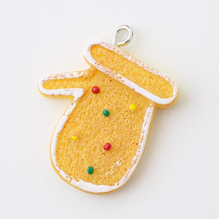 クリスマスクッキーチャーム/ミトン