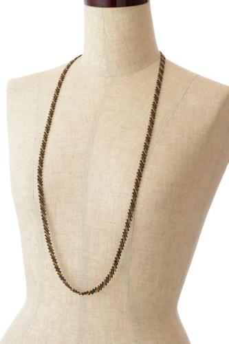 キット stylish bead stitch セントノーブルネックレス