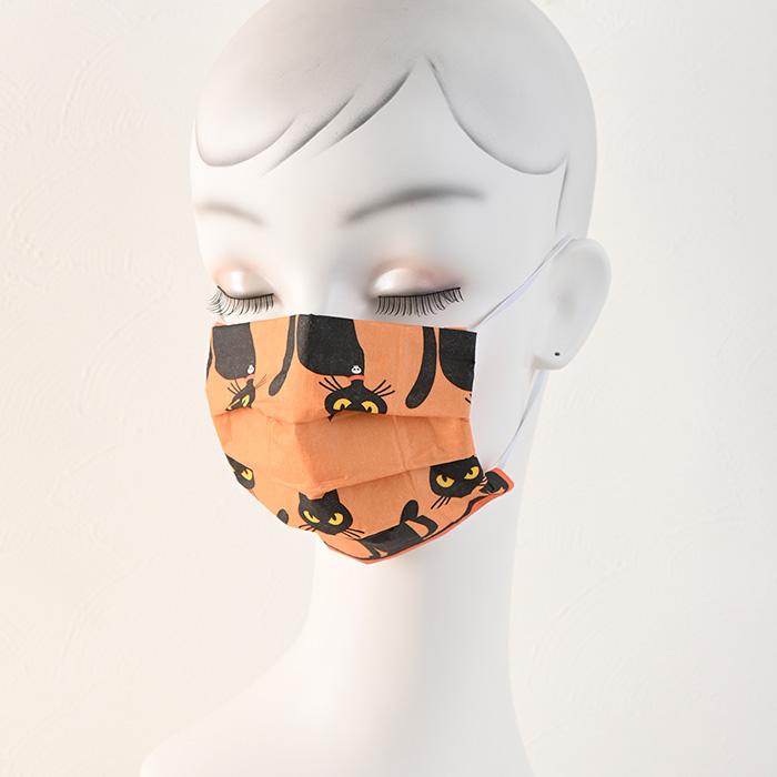 ペーパーナプキンで作る使い捨てマスク材料セット46 シュバルツカッツェ