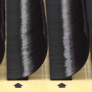 【松風】先細抗菌やわらかシルクセーブル (ボリュームラッシュシートタイプ) ACカール 0.07mm