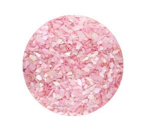 【ピカエース】シェル・グレインS(天然貝の粒) #315 ライトピンク