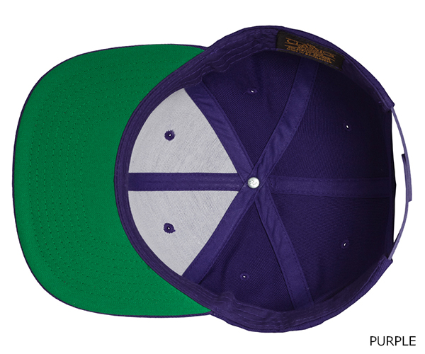 YUPOONG(ユーポン)6089M CLASSIC PREMIUM SNAPBACK CAP