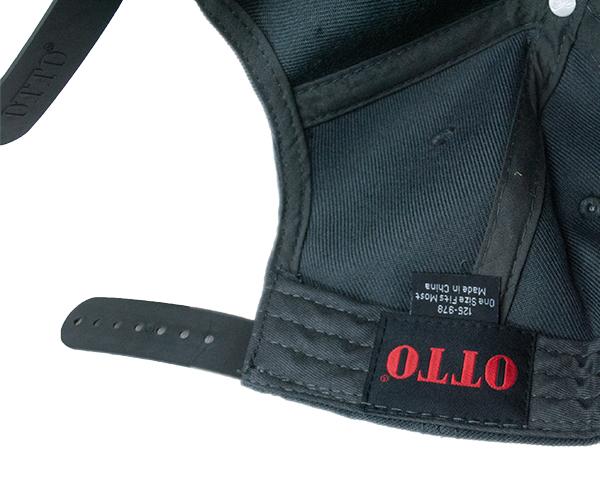 OTTO(オットー)125-978ウールMIXフラットバイザーキャップ