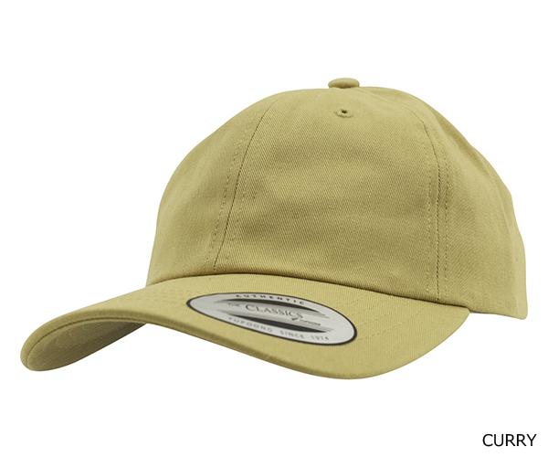 YUPOONG(ユーポン)6245CM CLASSICS DAD CAP