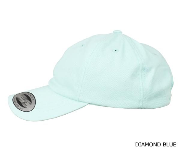 YUPOONG(ユーポン)6245PT CLASSICS PEACHED COTTON TWILL DAD CAP