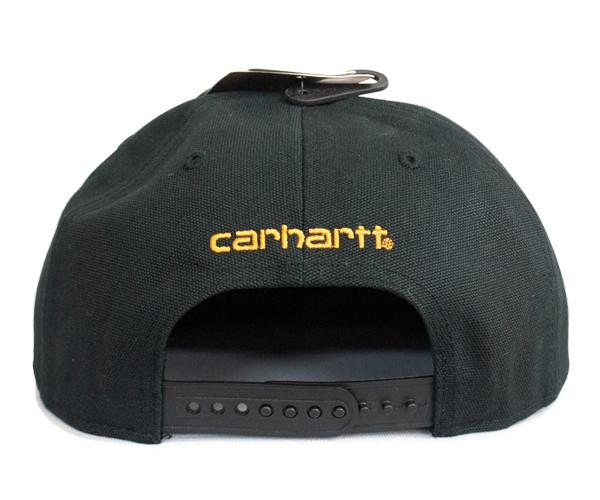 Carhartt(カーハート)101604 キャンバス フラットバイザーキャップ