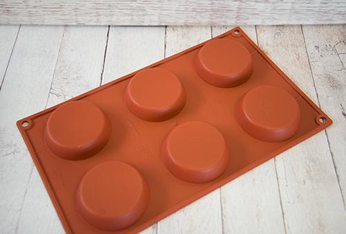 シリコンカップ <タルト> φ約7�×H約1.5� 底面約5.8�