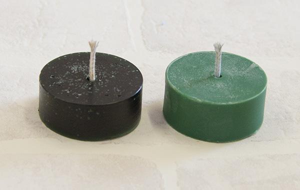 【NEW】染料・顔料ブレンド ダークグリーン10g  発色が良く、ワックスに溶けやすいグラスキャンドル用に最適
