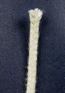 【SALE30%OFF】木綿組芯 5m在庫処分(無漂白) アメリカ製  パラフィンワックス用としてお勧めの無漂白組芯です。