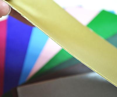 【カラーシート】 12色アソートセット 200mm×100mm×0.5mm