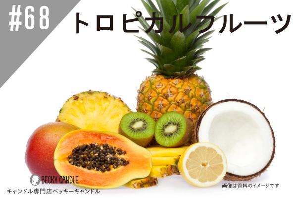 ◆【香料】#68 トロピカルフルーツ/Tropical fruit