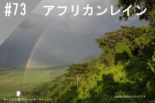 ◆【香料】#73 アフリカンレイン/African rain