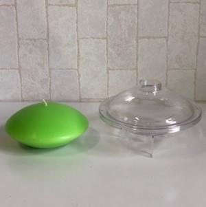 【ポリ製】#51  UFO型 125×H60
