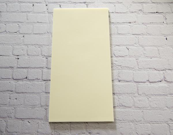 【新色】 カラーシート/クリーム 柔軟性と粘着力があるのでキャンドルの装飾に便利です。