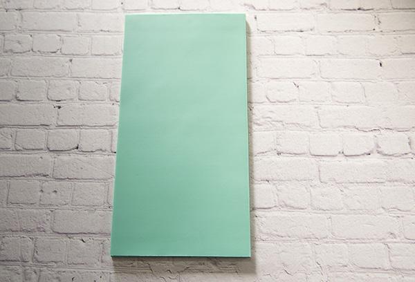 【新色】 カラーシート/パステルグリーン 柔軟性と粘着力があるのでキャンドルの装飾に便利です