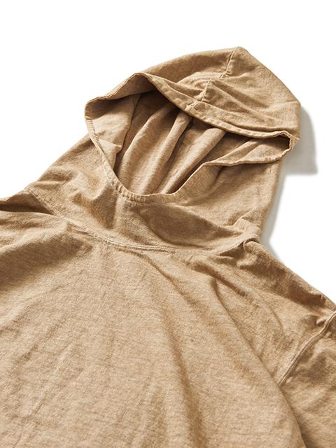 L/S PULLOVER HOOD TEE [2021SPRING] / ロングスリーブプルオーバーフードTシャツ
