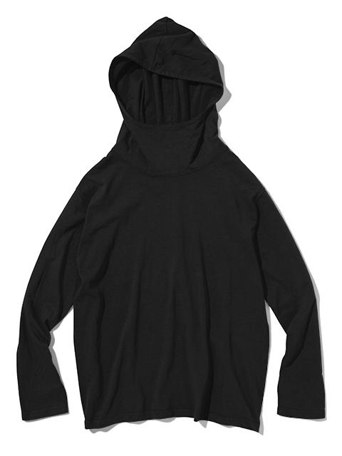 L/S PULLOVER HOOD TEE / ロングスリーブプルオーバーフードTシャツ