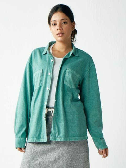 L/S OPEN TEE SHIRTS [2018FW] / ロングスリーブオープンTシャツ