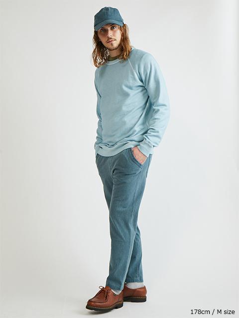 L/S RAGLAN CREW SWEAT SHIRTS / ラグランクルースウェットシャツ
