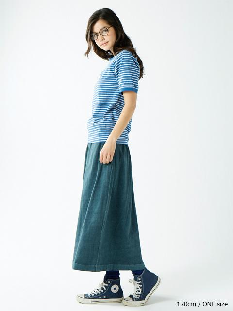 TEE MAXI SKIRT / T-マキシスカート