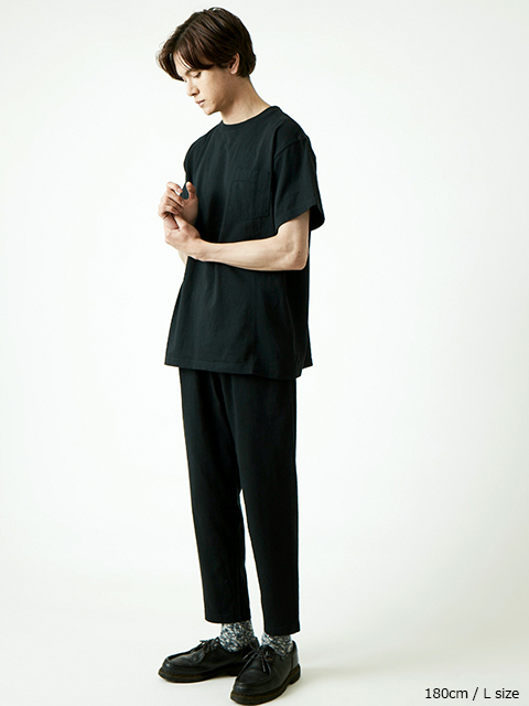 S/S POCKET TEE / ショートスリーブポケットTシャツ