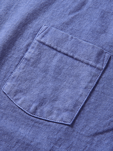 S/S HEAVY RAGLAN POCKET TEE [2021SS] / ショートスリーブヘビーラグランポケットTシャツ