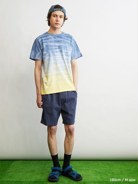 【SPECIAL EDITION】 HORIZON DYE S/S TEE [2021SS] / ホライズンダイショートスリーブTシャツ
