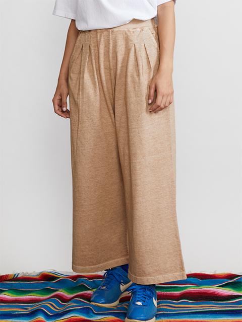 WOMEN'S RELAX PANTS [2021SS] / ウィメンズリラックスパンツ