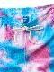 【SPECIAL EDITION】 TIE-DYE DOUBLE PILE EZ SHORTS / タイダイダブルパイルイージーショートパンツ